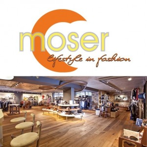 Moser lifestyle in fashion